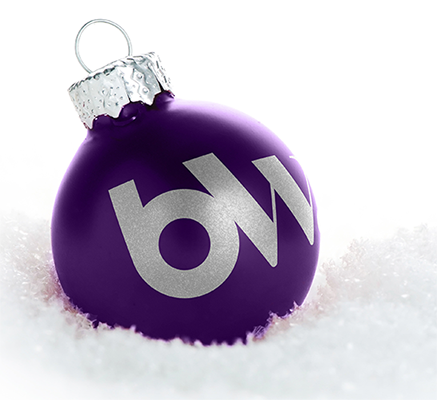 Burd Ward Christmas Bauble