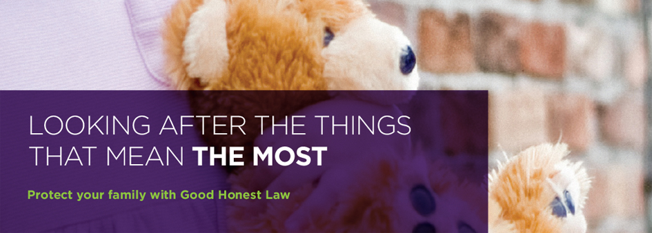 Protect your family with good honest law